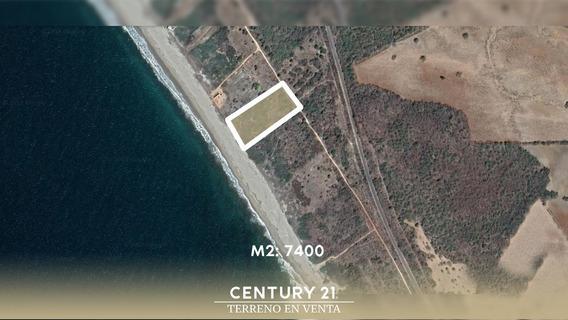 Terreno Rustico A La Orilla Del Mar, Al Norte Del Municipio De Mazatlán Sinaloa