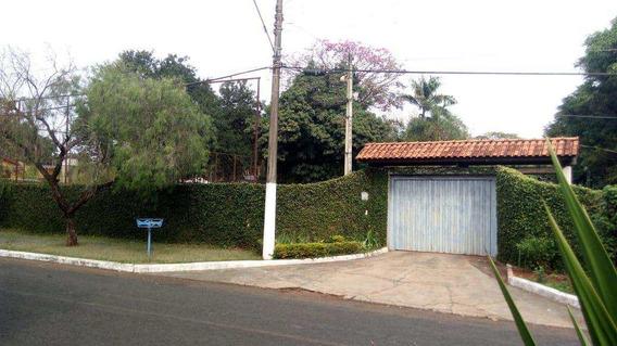 Chácara Com 4 Dorms, Itanhangá Chácaras De Recreio, Ribeirão Preto - R$ 1.000.000,00, 250m² - Codigo: 1721901 - V1721901