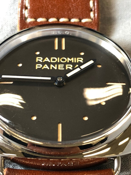 Panerai Radiomir S.l.c. Pam 00449 Valor Reduzido Tempo Limit