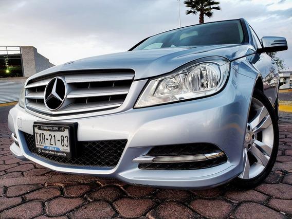 Mercedes-benz Clase C 1.8 200 Cgi Sport At 2013