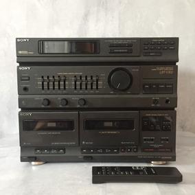 Aparelho De Som System Sony Lbt V302 - Ler Descrição
