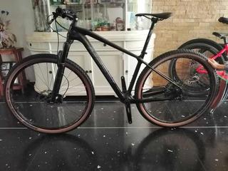 Bicicleta Carbono Massi Pro Boost