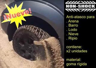 Anti Atasco Para Auto Y 4x4 - Barro Y Arena