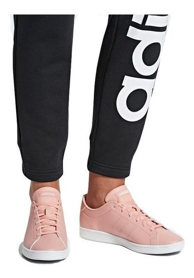 Tênis adidas Casual Advantage Clean Qt Original Sola Baixa