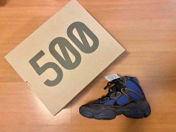 Yeezy 500 High Tyrian