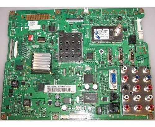 Placa Mae Tv Samsung 46 Modelo Ln46a650a1fxza