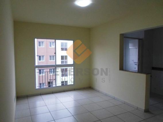 Apartamento Portal Vitória Com 2 Dormitórios Para Alugar, 59 M² Por R$ 699 - Chácara Lusa - Rio Claro/sp - Ap0112