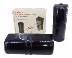 Sensor Infravermelho Ativo - Iva 80 - 2,4 8 Feixes - Securi