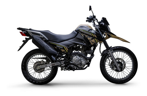 Crosser Z 150 Abs 2022 Yamaha 0km Bege