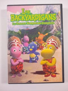 Los Backyardigans Temporada 3