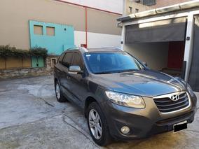 Hyundai Santa Fe Impecable Y En Cuotas!!