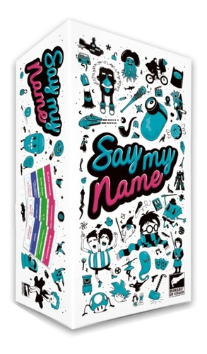 Say My Name - Juego De Mesa- Invictvs