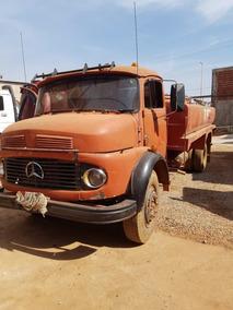Mercedes-benz Mb 1113 Caminhão Pipa Tanque 10.000 Mil Litros