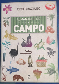 Livro Almanaque Do Campo