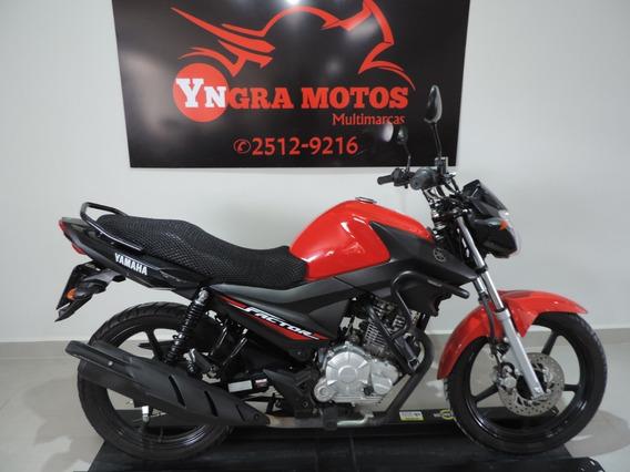 Yamaha Ybr 125i Factor Ed 2018 Blueflex