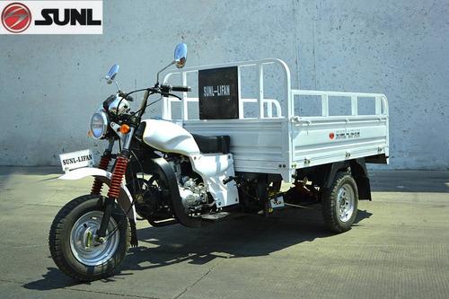 Imagen 1 de 3 de Motocarro 200cc Pick Up 400 Kg