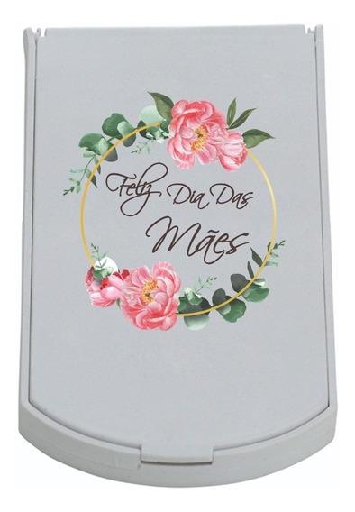 100 Espelhos De Bolsa Personalizados Para Dias Das Mães