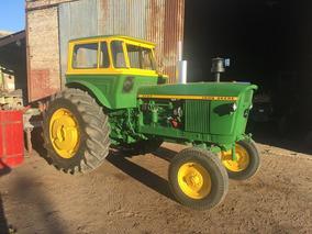 Tractor John Deere 3420, Repintado, Motor Reparado