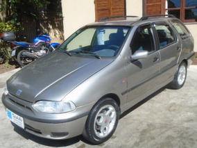 Palio Weekend 1.6 Mpi Elx Weekend 8v Gasolina 4p Manual