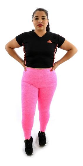 Ropa Deportiva Mujer Leggings Colombianos Licras Mallas Deportivas Dama Yoga Gym Talla Extra 11 / 13 / 15 -7