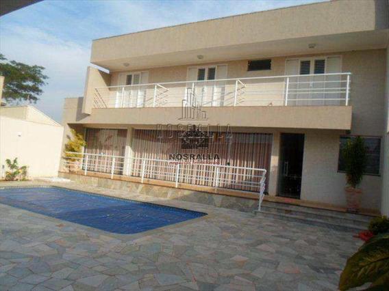 Sobrado Com 4 Dorms, Jardim São Marcos I, Jaboticabal - R$ 1.200.000,00, 348,3m² - Codigo: 436300 - V436300