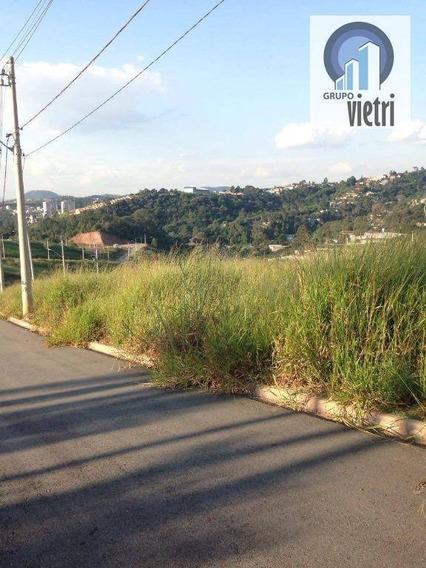 Terrreno Em Santana Do Parnaíba Residencial Jardim Das Flores Com 172 Metros - Te0480