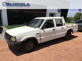 Mazda B2200 Doble Cabina 1993 Excelente Estado - Barriola