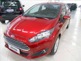 Ford Fiesta Fiesta 1.6 Sel Hatch Aut