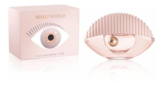 Perfume Importado Kenzo World Wom Edt 50ml