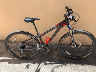 Por Viaje! Bicicleta Merida Big Seven 500 + Accesorios
