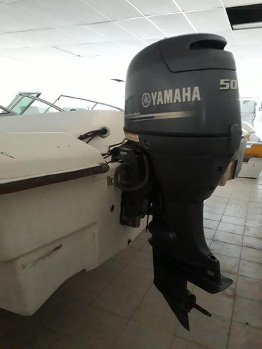 Pacu 550 Con Yamaha 50hp 4t