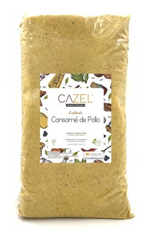 Imagen 1 de 2 de Consomé De Pollo Especial Sazonador Oaxaca 500g