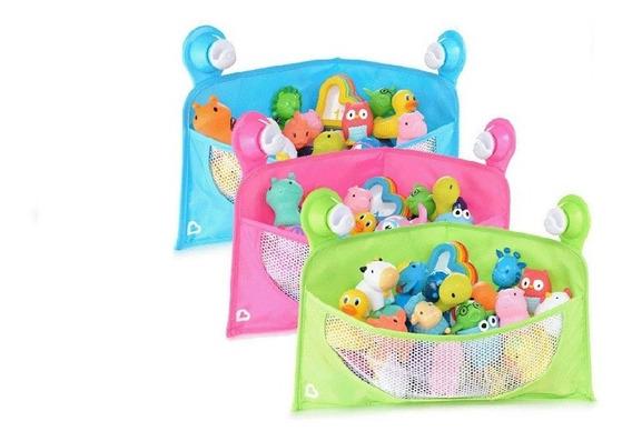 Cesta Organizadora Para Brinquedos De Banho Munchkin