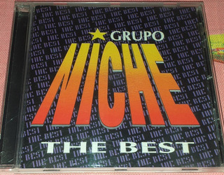 Grupo Niche The Best Lo Mejor Salsa Cd Titanes La Misma Gent