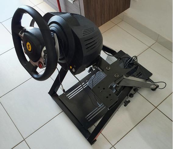 Volante Thrustmaster Tx Racing Wheel Ferrari 458 + Cockpit