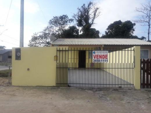 Venda Casa De Alvenaria Pontal Do Paraná Brasil - 2227r
