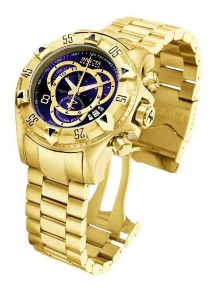 Relógio Invicta Reserve 6469 100% Original Garantia 2 Anos