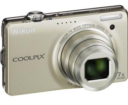 Camera Digital Nikon Coolpix S6000