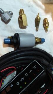 Perkins 6 /4 Protector Motor Corte Electroválvula Como Nuevo