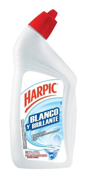 Harpic Blanco Y Brillante 500 Ml