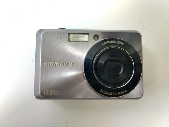 Câmera Samsung Es60 - 12.2 Mp - Semi Nova
