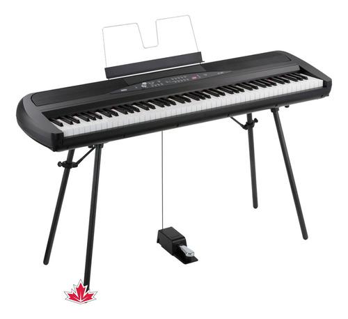 Imagem 1 de 7 de Piano Digital Korg  Sp280