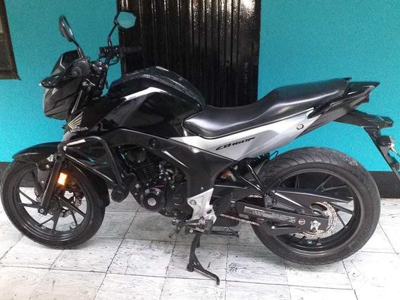 Hermosa Honda Cb160f Soat Hasta 16 Julio 2020. Negociable