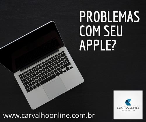 Imagem 1 de 6 de Reparo Profissional Em Macbook/iMac/macair