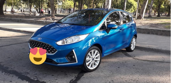 Ford Fiesta Kinetic Design 1.6 Se Powershift 120cv 2018