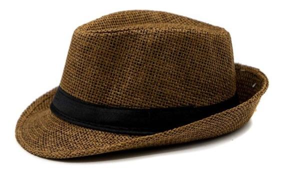 Sombrero Tipo Fedora Para Niño De 2-5 Años 0401
