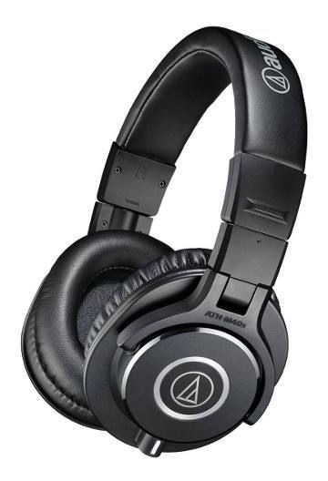 Fone De Ouvido Headphone Ath M50x Audio Technica