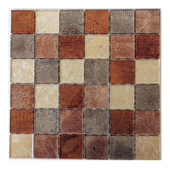 3 X Malla Mosaico Decorativa Cenefa Vidrio Berlin Cafe