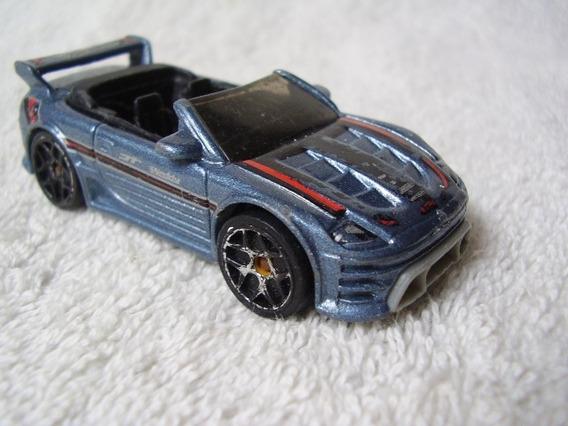 Carrinho Hot Wheels Mitsubishi Eclipse Conversivel Azul 1;64