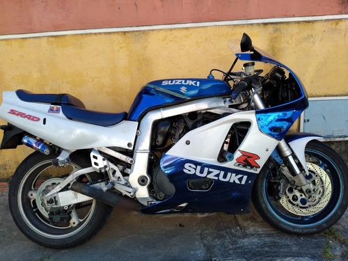 Imagem 1 de 9 de Suzuki Gsxrw Srad 750